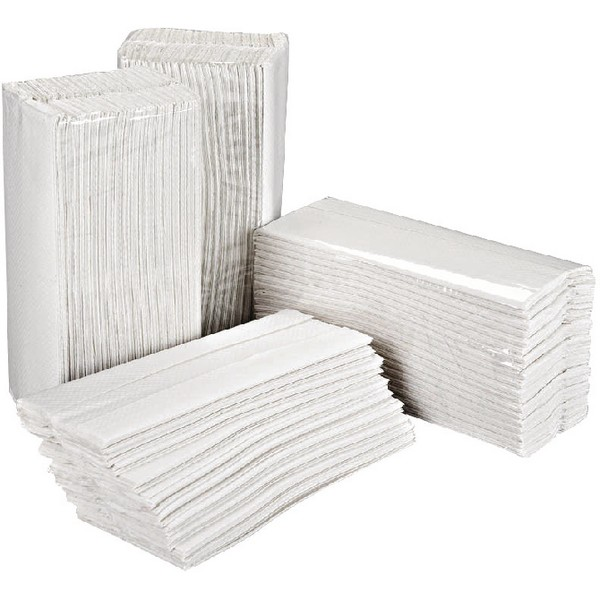 2 Ply C Fold Hand Towels